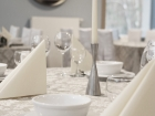Restauracja - nakrycie do stołu