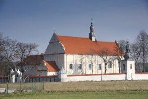 Sanktuarium Św. Anny w Smardzewicach. Fot. klasztor.website.pl