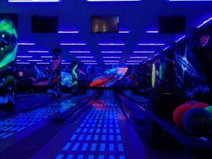 Klub bowlingowy w Tomaszowie Mazowieckim Fot. NAVI. Bowling Club